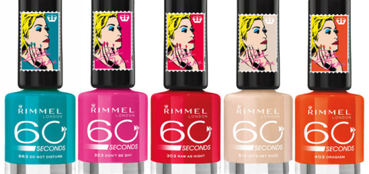 Rita Ora Maquillaje Rimmel London TrendsAnd Fashion 2