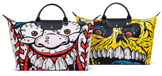 Bolsos Le Pliage de Longchamp diseñados por Jeremy Scott Trends And Fashion