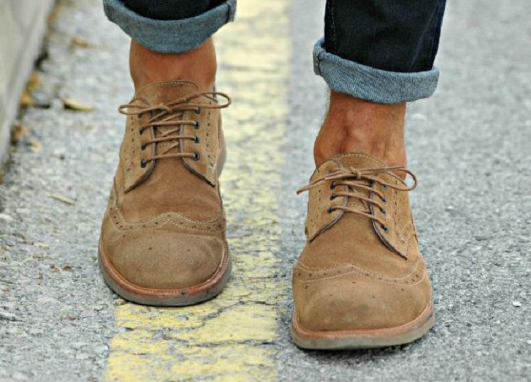 Zapatos para hombre estilo Britsh Trends And Fashion 2