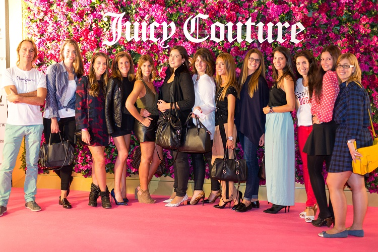 Fiesta 45 aniversario de Perfumeries Facial con las Beauty Bloggers Trends And Fashion 32