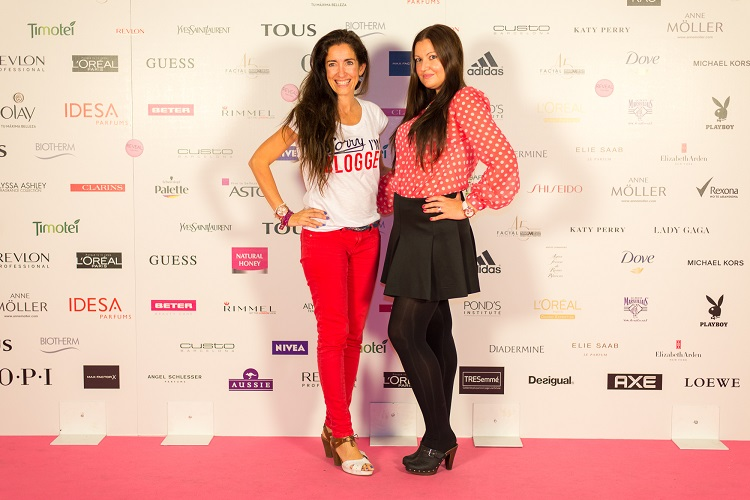 Fiesta 45 aniversario de Perfumeries Facial con las Beauty Bloggers Trends And Fashion 33