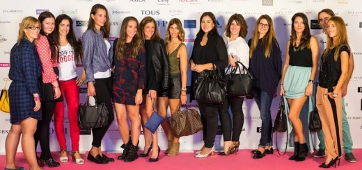 Fiesta 45 aniversario de Perfumeries Facial con las Beauty Bloggers Trends And Fashion