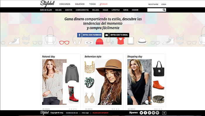 Stylabel, la red social de estilo y tendencias_Trendsandfashion