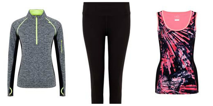 Marks & Spencer nueva linea deportiva Trends And Fashion 4