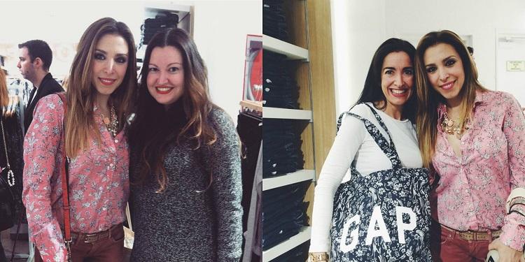 Presentación primera tienda GAP en España barcelona El Corte Ingles Trends And Fashion 2