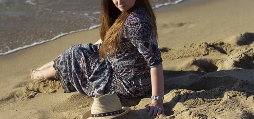Look boho en la playa de ColmStyle. Blog de Moda. Trends And fashion 6