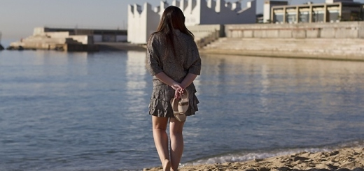 Look con avarcas Alejandrinas y conjunto matchy matchy de Colmstyle Blog de Moda Trends And Fashion