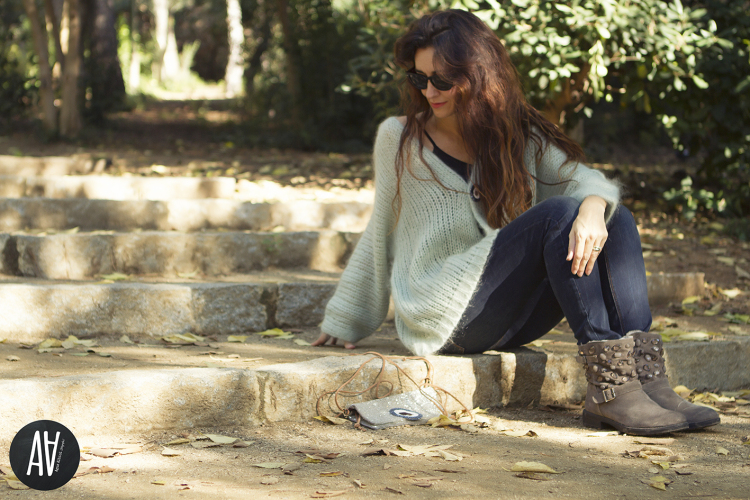Look bolsito boho chic de Bellerose. Blog de moda y tendencias. Trends And Fashion  7