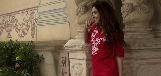 Look vestido rojo Bearwood Blog de moda