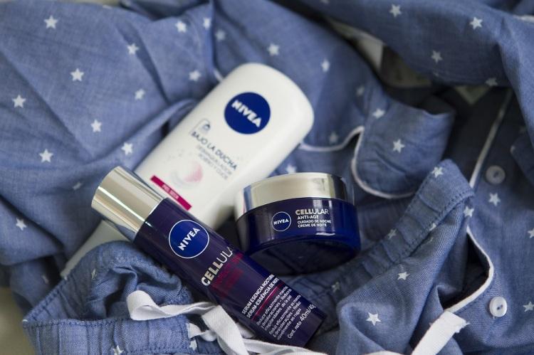 Rutina cuidado facial de noche con Nivea blog de moda y belleza 16