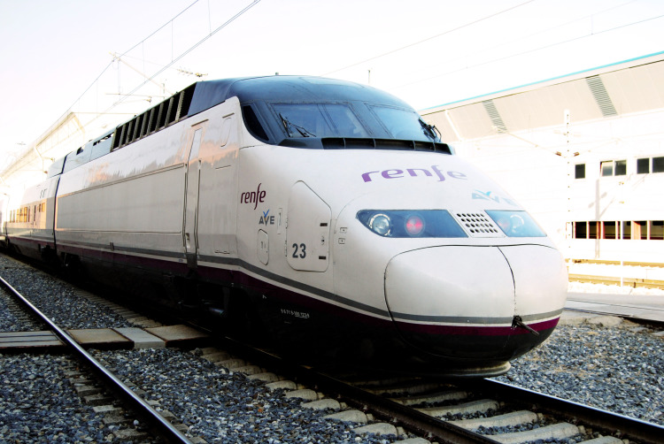 Ir a Montpellier con Renfe SNCF 22