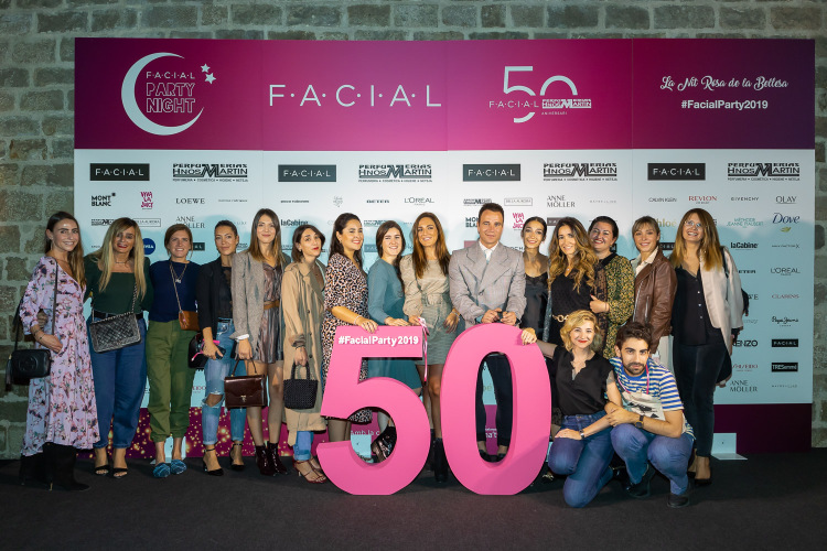 Facial Party 2019 Belleza Perfumeries Facial 6