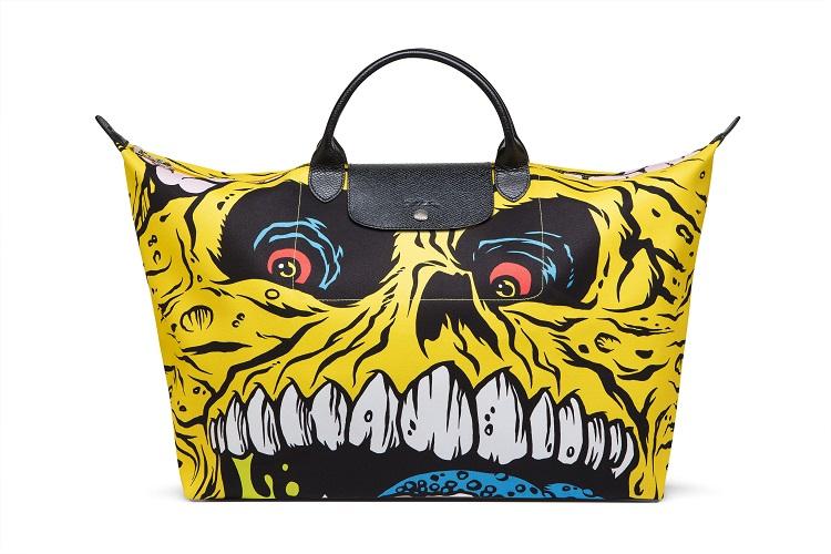 Bolsos Le Pliage de Longchamp diseñados por Jeremy Scott Trends And Fashion 3