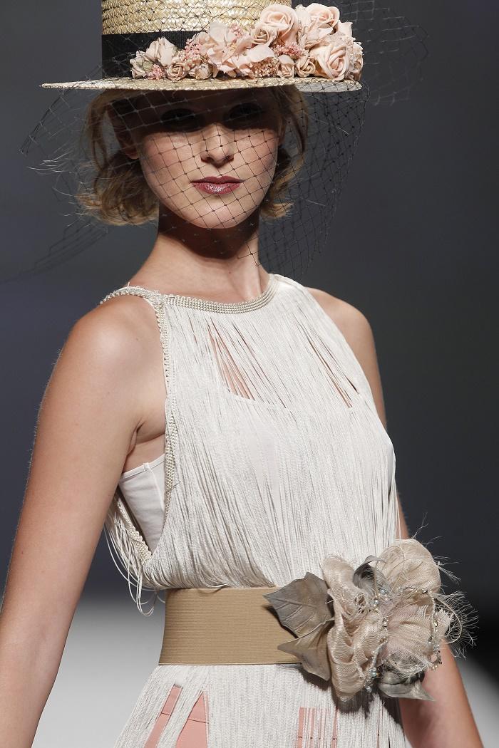 Matilde Cano Vestidos Invitada Pasarela Gaudi Trends And Fashion