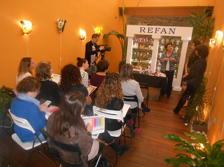 Taller creación de perfumes REFAN Trends And Fashion 18