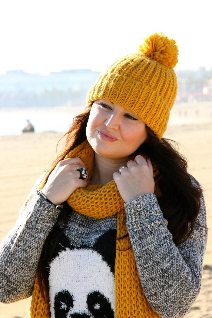 Look cómodo de invierno Trends And Fashion 10