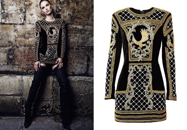 Nueva colección de Balmain para H&M. Blog de Moda y Tendencias. Trends And Fashion 5
