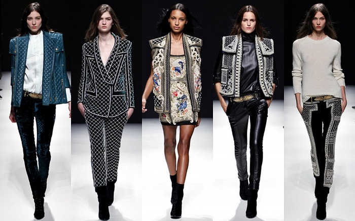 Nueva colección de Balmain para H&M. Blog de Moda y Tendencias. Trends And Fashion 6